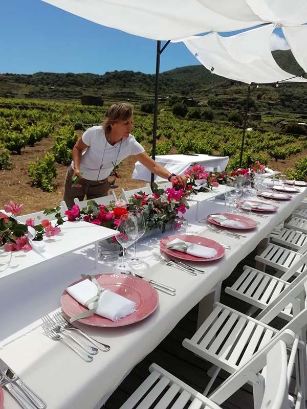 Pantelleria Eventi | team