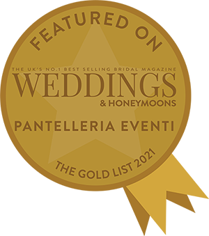 Pantelleria Eventi - Gold List of the Italian Destination Wedding