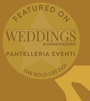 Pantelleria Eventi - Gold List of the Italian Destination Wedding