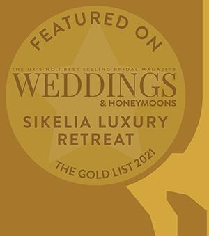 Sikelia Pantelleria - Gold List of the Italian Destination Wedding